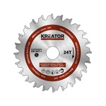 Kreator körfűrészlap 89 mm 24 fog MULTI-USE  KRT020501